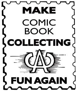 Make Comic Book Collecting Fun Again